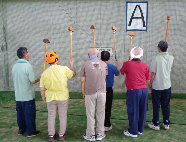 グランドゴルフ大会4